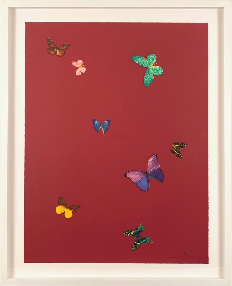Your Smell - Print by Damien Hirst