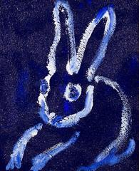 Untitled (Diamond Dust Bunny)