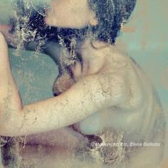 Photograph - WOMB - female nude abstract figurative (LAST 5 left)