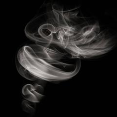 Smoke - abstract photography