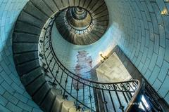 Architectural Interiors - Blue Stairs - Europe - large photo - ready to install