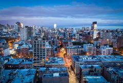 "Large New York photography, cityscape - ""New York, New York"" n.2"