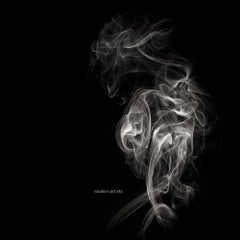 Matador Smoke abstract photography - black and white series