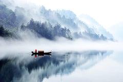 """Far East, China landcape series - """"Tranquility"""" Dong Jiang Lake, China"""