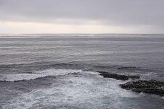 Californian Coast, Pacific Ocean - print backmounted frameless, ready to install