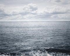 Ocean landscape photography - Atlantic Ocean, COLOR n.1 - custom acrylic piece