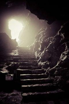 Timeless East series - Vietnam 21 (sepia black and white art photo)