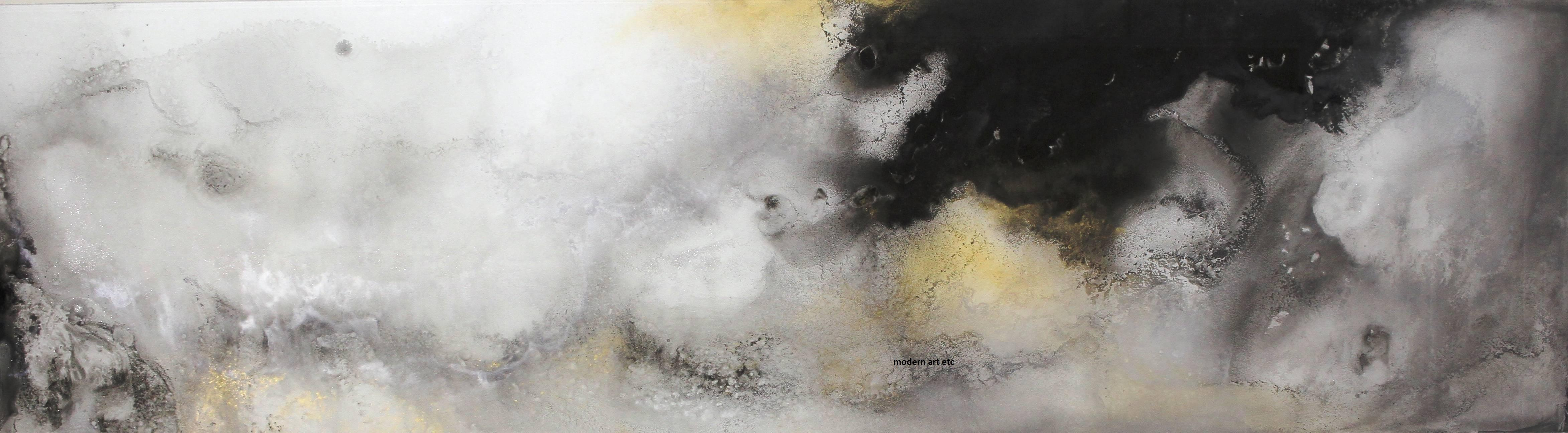 77af3184b MAE Curates - Ink on rice paper - Mountain and Water (contemporary chinese  ink), Painting For Sale at 1stdibs
