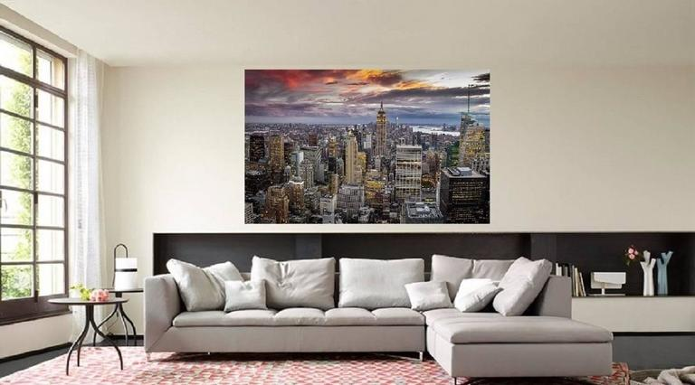Large New York City photography, cityscape - New York, New York series n6 - Photograph by MAE Curates