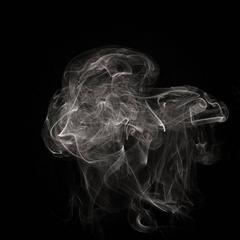 Matador Smoke series - abstract photography of smoke