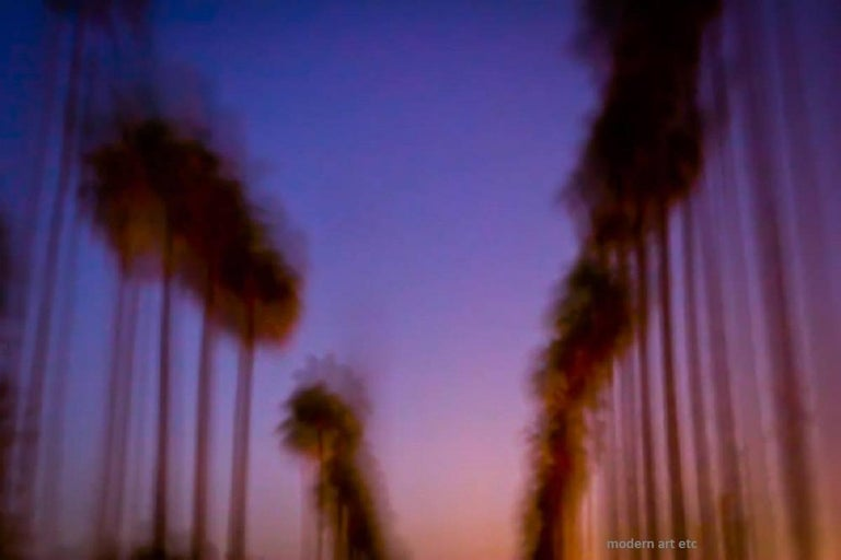 Los Angeles photography - It is always rainbow colors in Los Angeles