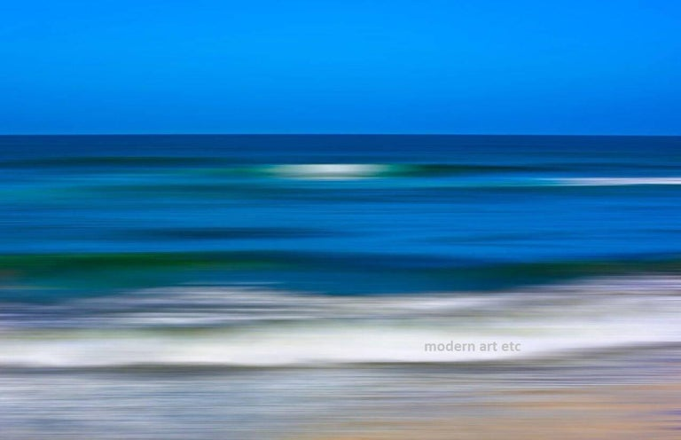 California, Pacific Ocean - Large landscape contemporary photography - CA 2
