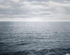 Ocean landscape photography - Atlantic Ocean, COLOR n.3  - custom acrylic piece