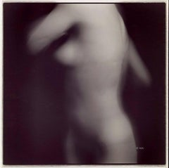Black and White Nude photography of female, male in archival print - Nude n.1