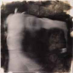 Black and White Nude contemporary abstract photography -  n. 4