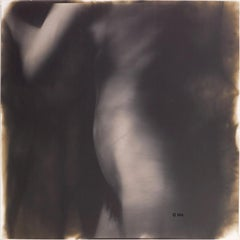Black and White Nude contemporary abstract photography -  n. 5