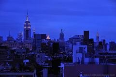 Photography -  Rhapsody in Blue, New York City