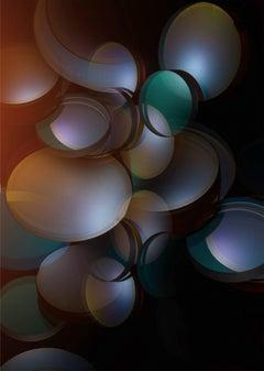 """Caleidoscope II ( 40 x 28"""" / 102 x 69cm )"""