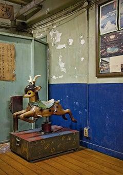 """Oh Deer ( 71 x 48"""" / 180 x 122cm )"""
