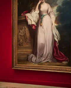 Gilded Beauty - observation on iconic French master paintings and gilded frames