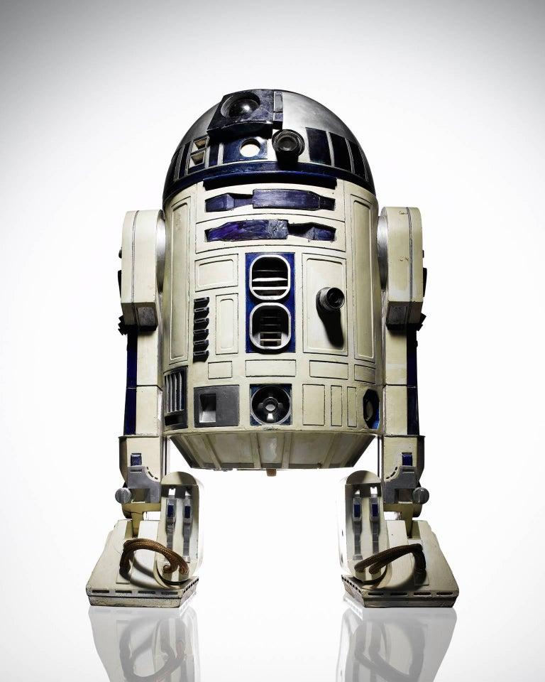 """Star Wars ( R2-D2 ) 60 x 48"""" 1"""