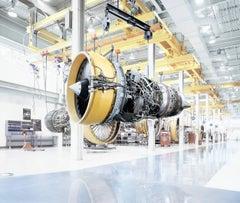 """Turbine  ( 48 x 57"""" / 122 x 145cm )"""