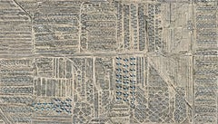 Airfield - large scale aerial observation of aeronautical facility