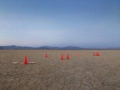 """Cones   ( 30 x 40"""" / 76 x 102cm )"""