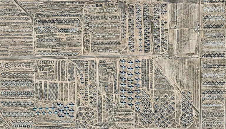 "Airfield    ( 48 x 84"" / 122 x 213 cm ) 1"