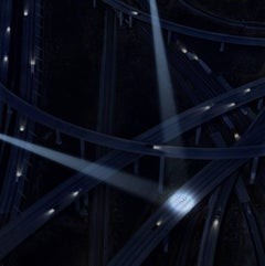 """Autobahn ( 42 x 42"""" / 107 x 107cm )"""