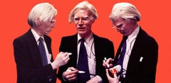 Andy Warhol (The Signing)