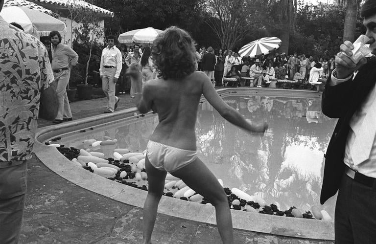 Behind The Beverly Hills Hotel, 1977