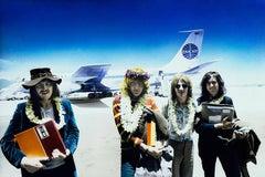 Led Zeppelin, Honolulu Airport