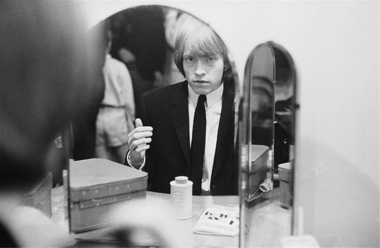 Terry O'Neill Portrait Photograph - Brian Jones, The Rolling Stones