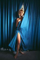 Bridgette Bardot, Blue Curtains