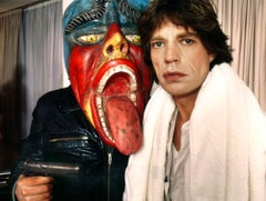 Mick Jagger - Mexico 1983