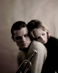 Chet Baker and Wally Coover