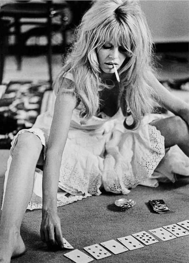 Bridgette Bardot Cards, Mexico, 1965