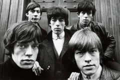 The Rolling Stones Hanover Square, London 1963