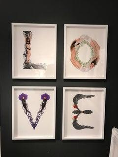 L.O.V.E. Alphabet Set
