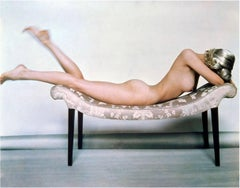 First Nude In Colour, Vogue 1951