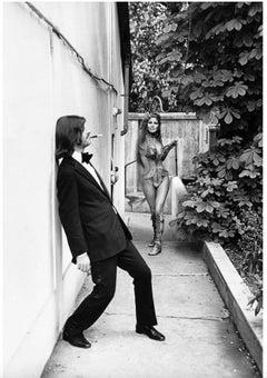 Ringo Starr & Raquel Welch 1969