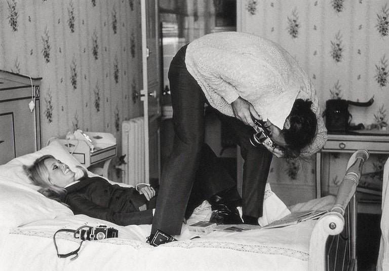 Brigitte Bardot & Sean Connery 1968