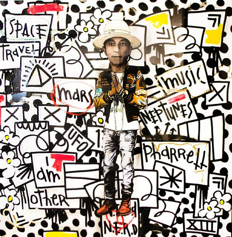 2321ece3d Pharrell Williams