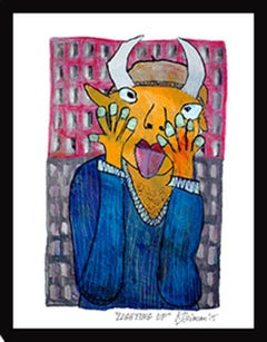 Minotaur (Framed)