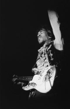 Jimi At Monterey #21