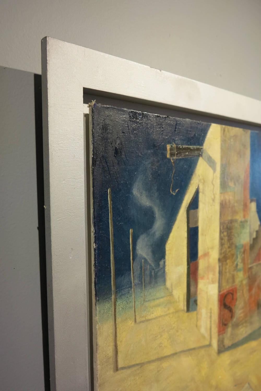 Robert Doney Surrealist Landscape For Sale At 1stdibs
