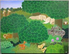 Savanna and Jungle