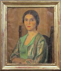 Portrait of a Woman, c.1915