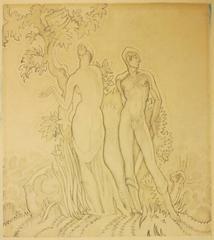 Arcadian Figures